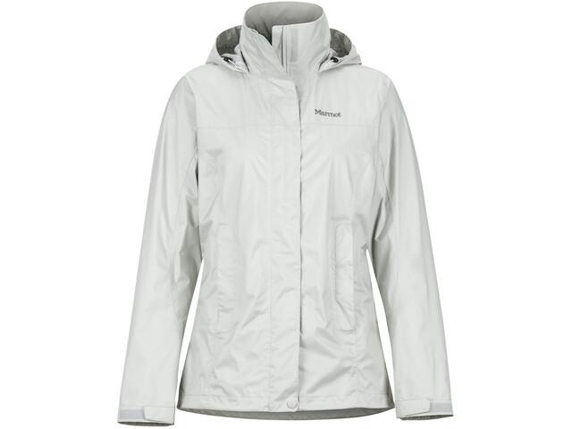 Marmot PreCip Eco Jacket Dame platinum